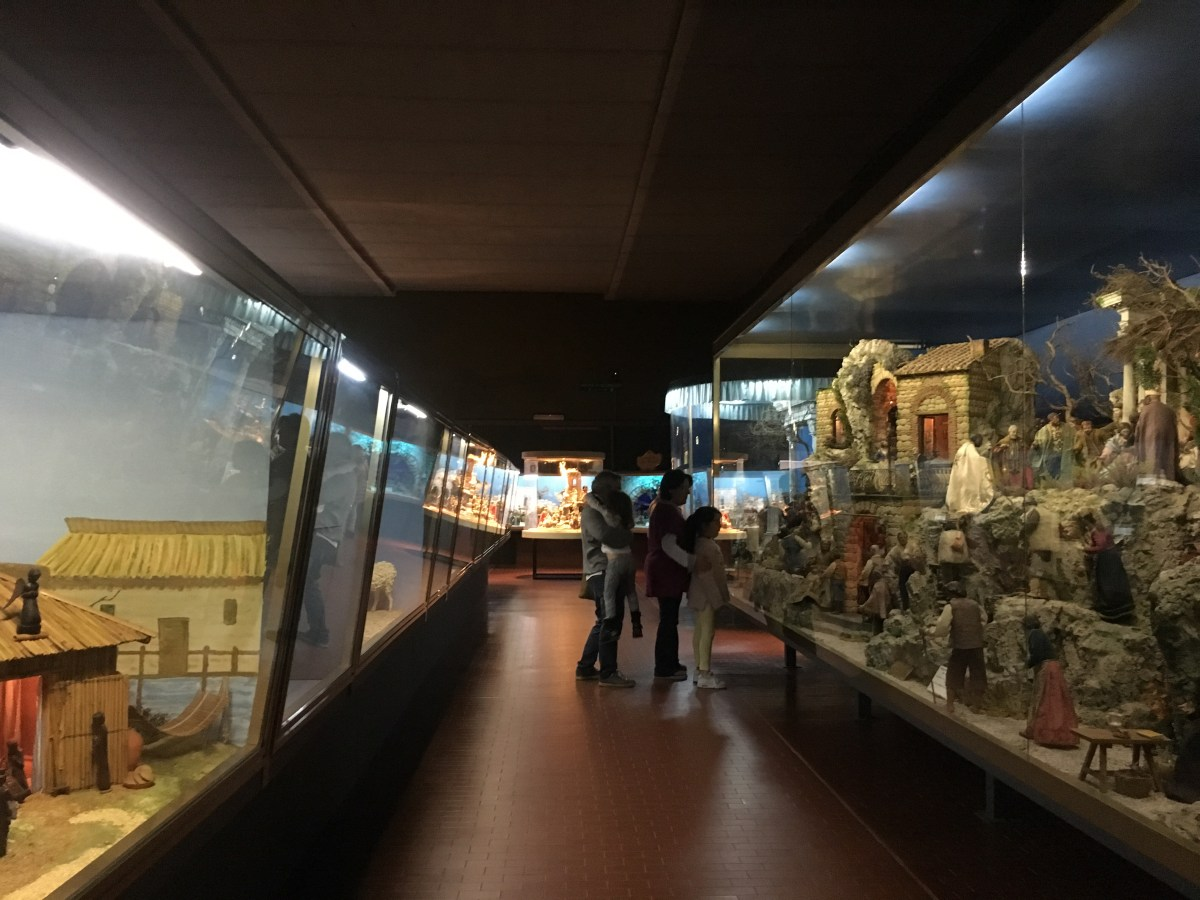 Prepararsi al Natale visitando il Museo del Presepio di Dalmine