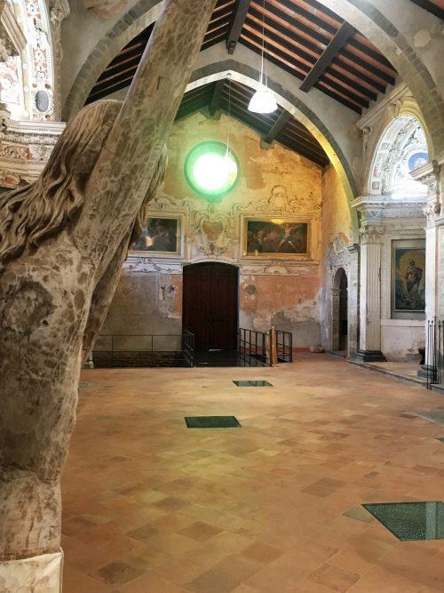 Alla scoperta dell'antica chiesa di S.Andrea in Catello a Villa d'Adda