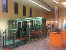 funicolare al Museo dell'ATB