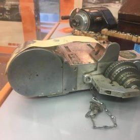 Museo dell'ATB obliteratrice del controllore