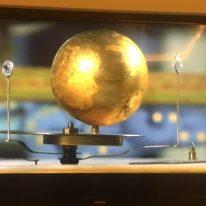 particolare del Planetario di Albrici