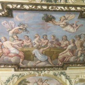 Affreschi di Villa Pagnoncelli