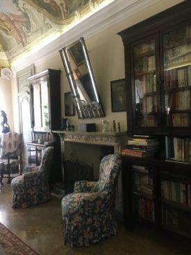 La Biblioteca di Villa Pagnoncelli