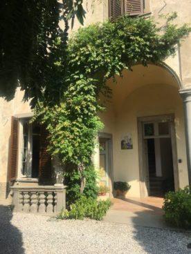 Portico Villa Pagnoncelli