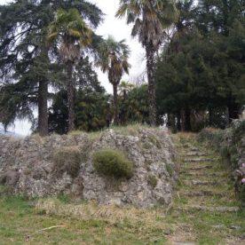 parco all'inglese di Villa Gromo a Mapello