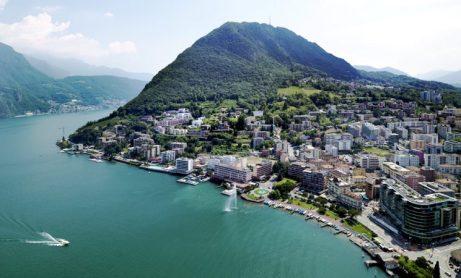 Paradiso, Lugano di giorno