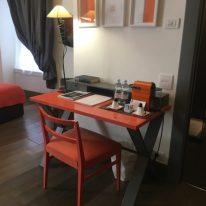 Scrivania Camera Gombit Hotel