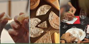 Assaggiare il formaggio coi cinque sensi
