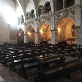 Cappelle laterali Chiesa di San Nicola