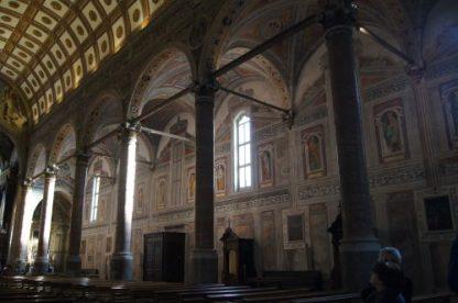 navata sinistra