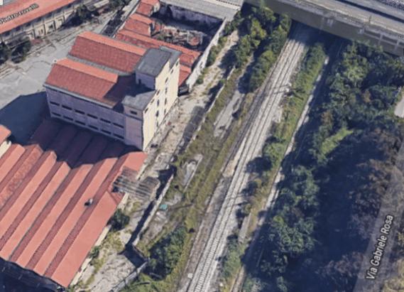 Magazzini Generali di Bergamo da google maps