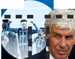 Murale Atalanta per finale Coppa Italia