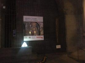 Ingresso al Museo del Tesoro della Cattedrale