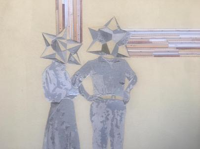 Polvere di stelle di Andrea Mastrovito