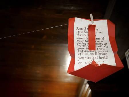 Lettera di Hogward