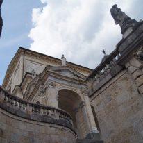 Scorcio Complesso della Basilica di Clusone