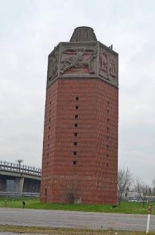 La Torre dei Venti di Alziro Bergonzo
