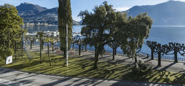Lungo Lago di Lugano