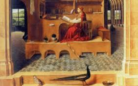 Il pavone nella pittura del XVI secolo