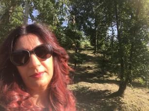 8 Raffi Garofalo vicino al bosco della Tenuta San Giovanni