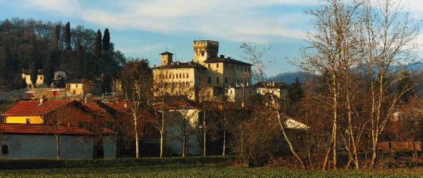 Castello Camozzi - lombardia beni culturali