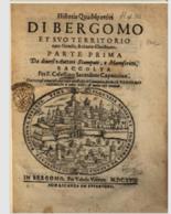 Copertina Historia di Bergomo