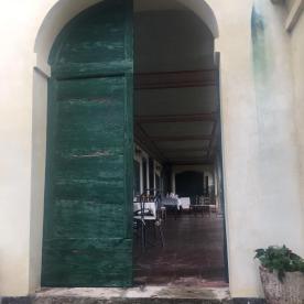 Entrata della residenza storica Il Castelletto