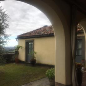 Il patio de Il Castelletto