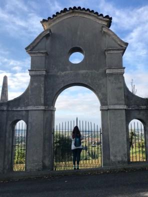 Raffi Garofalo al Portone del Diavolo della Tribulina.jpg