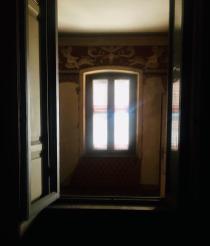 finestre di Villa Astori