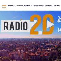 A Radio 2.0 Bergamo in Aria:  un'intervista e 3 curiosità per scoprire come si fa la radio