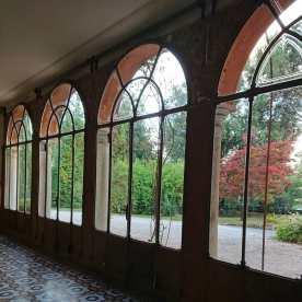 La veranda di Villa Astori