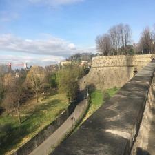 Le mura venete di Bergamo