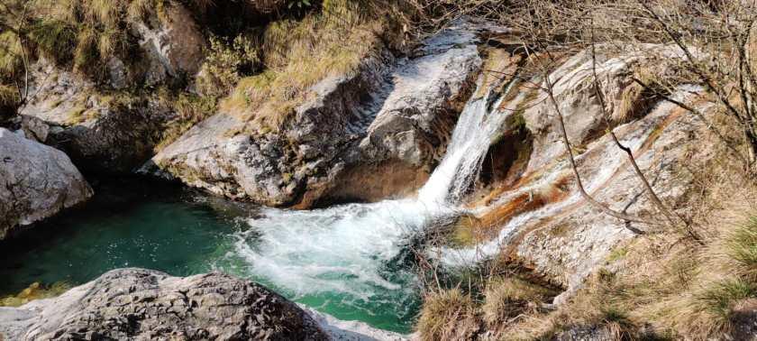 Cascate in Val vertova 2