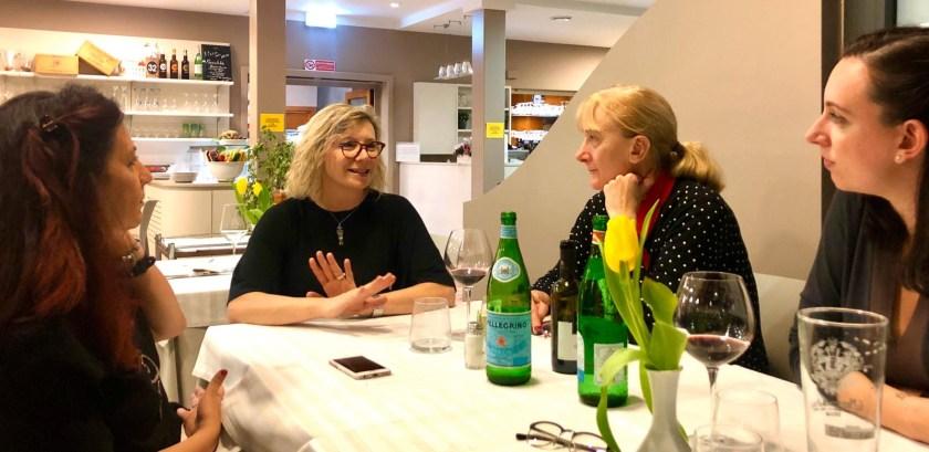 Una chiacchierata con Sabrina titolare del ristorante Da Franco, per parlare di cibo