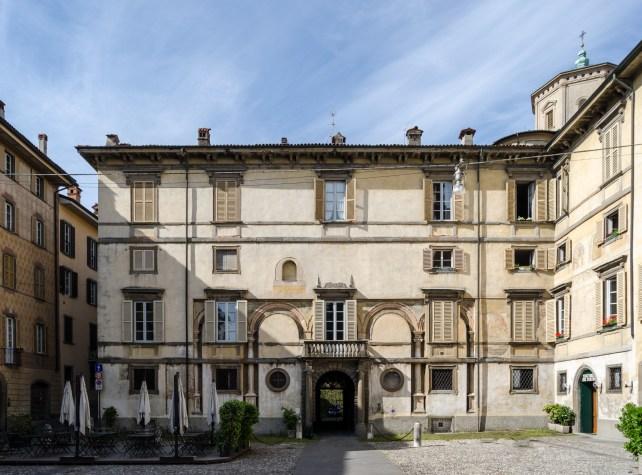 Bergamo Palazzo Roncalli