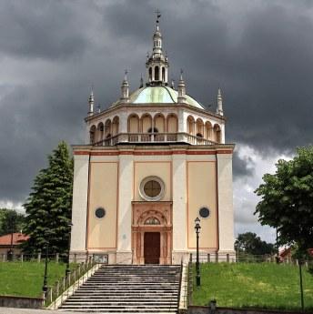 Chiesa di Crespi d'Adda copia Chiesa di Santa Maria a Busto Arsizio