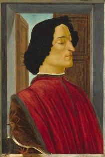 Giuliano de Medici di Botticelli negli USA