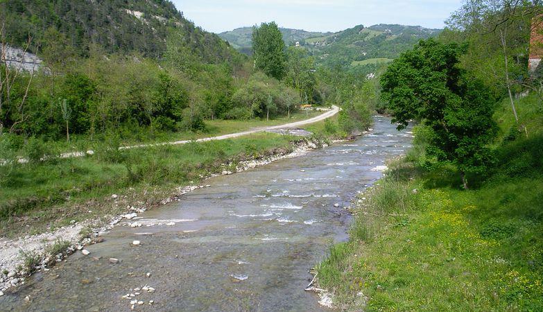 Val Cavallina (BG) Fiume Cherio