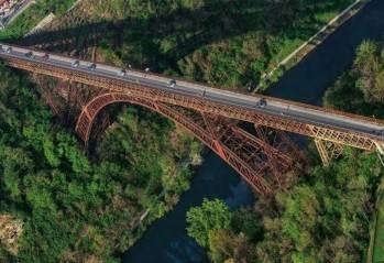 Ponte di San Michele a Calusco