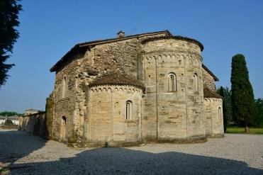 Basilica di Santa Giulia Bonate Sotto Luogo del Cuore FAI