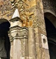 Particolare Basilica Santa Giulia Bonate Sotto