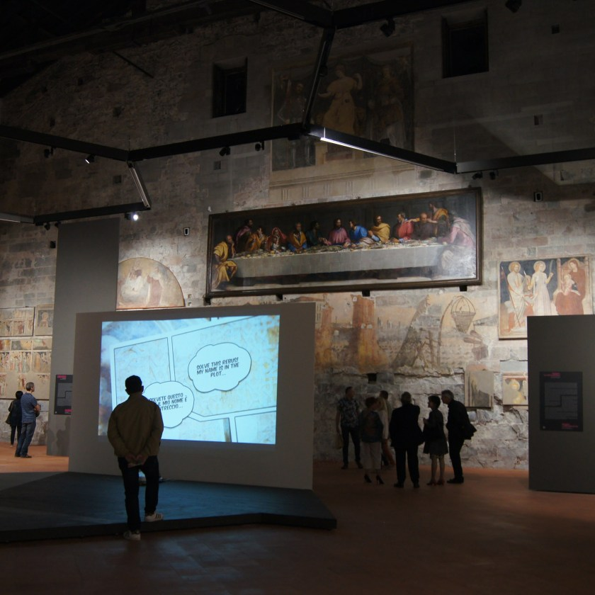 Museo dell'Affresco - Ultima cena