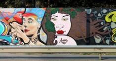 Nefertiti e la donna dell'art deco