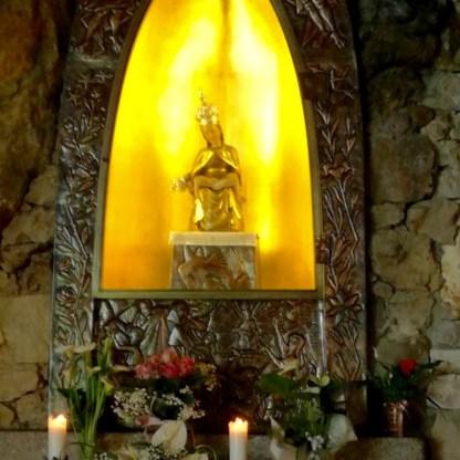 Madonnina Santuario della Cornabusa