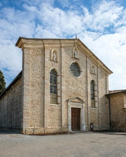 Chiesa di San Nicola ad Almenno San Salvatore (BG)