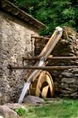 ruota del mulino Baresi Roncobello (BG)