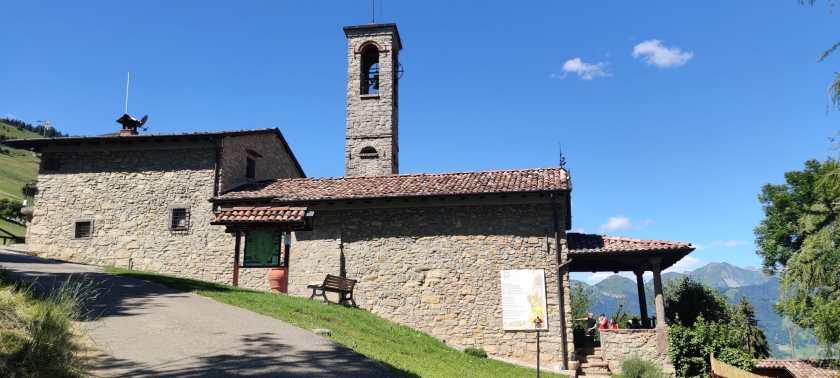 11. oratorio di Sant'Antonio da Padova