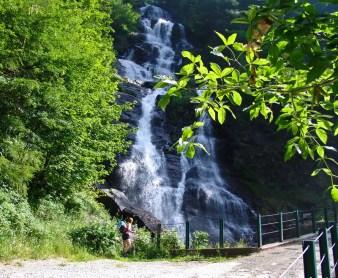cascate-val-sambuzza-in provincia di Bergamo