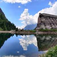 Itinerario della memoria: trekking alla Diga del Gleno, da Pianezza (Vilminore di Scalve, BG) lungo il sentiero 411